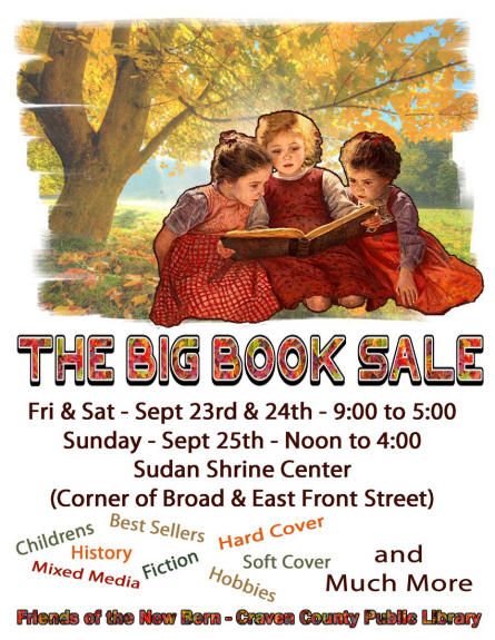 Fall 2016 Book Sale