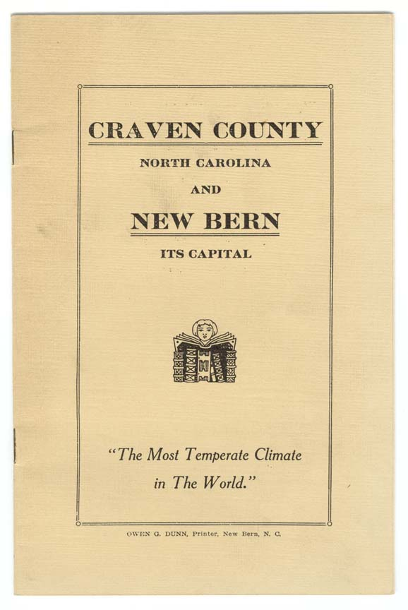 Craven County, North Carolina, and New Bern its capital.