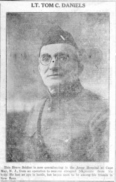 Lt. Tom C. Daniels